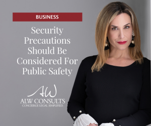 Security Precautions Should Be Considered For Public Safety